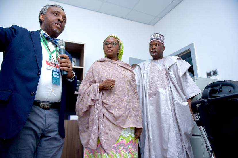 Nigerian Health Sector Looks Up as NSIA-Kano Diagnostic Centre 4
