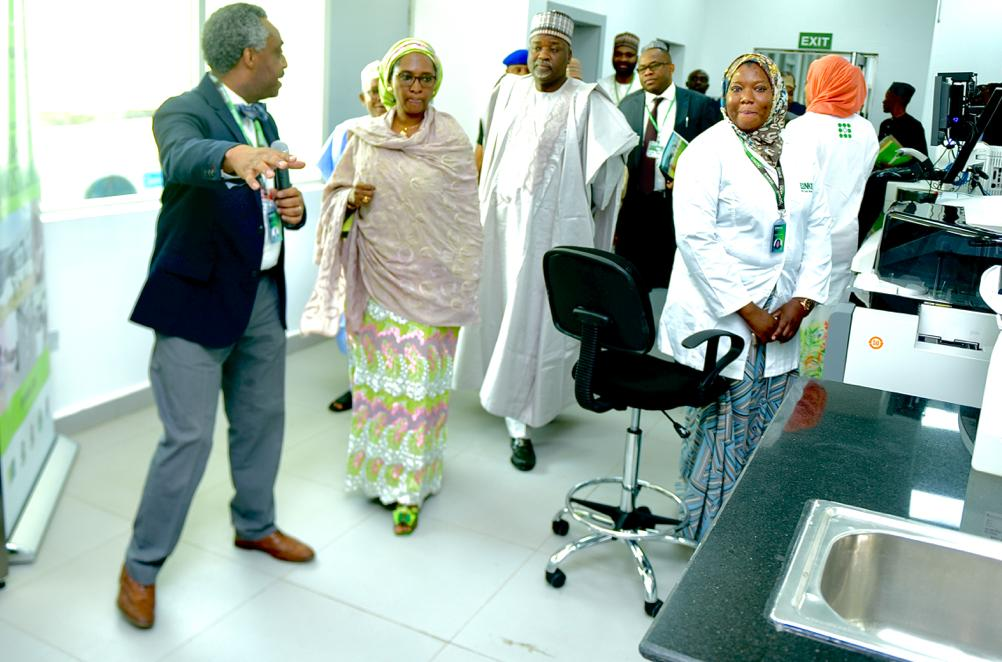 Nigerian Health Sector Looks Up as NSIA-Kano Diagnostic Centre 2