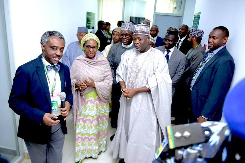 Nigerian Health Sector Looks Up as NSIA-Kano Diagnostic Centre