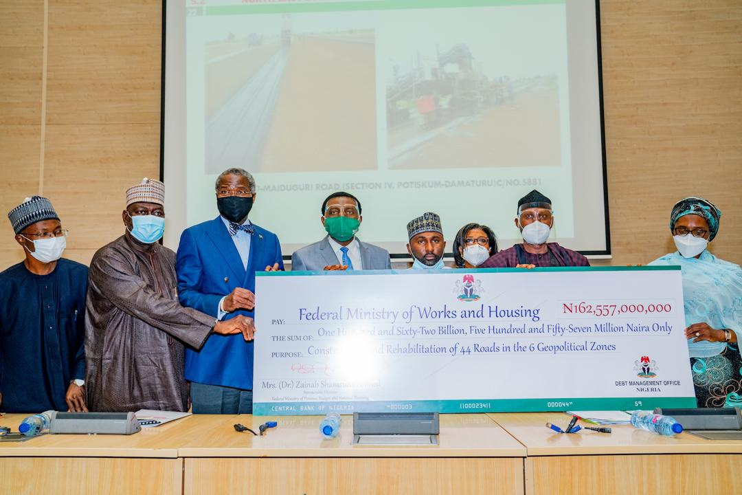 AHMED ANNOUNCES N167.667 BILLION SUKUK MONEY FOR ROAD PROJECTS